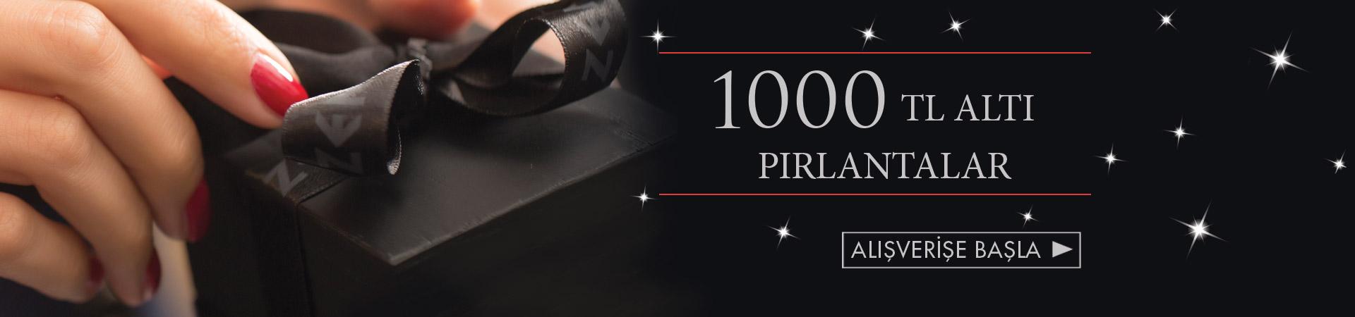 1000 TL Altı Pırlantalar
