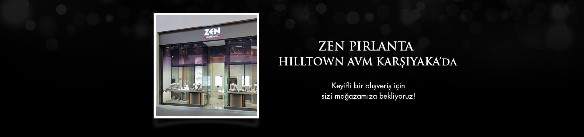 İzmir Hilltown Mağaza açıldı