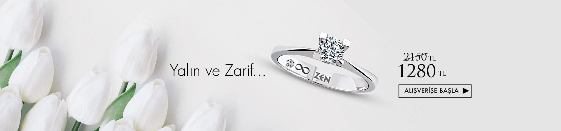 Yalın ve Zarif 1280 TL
