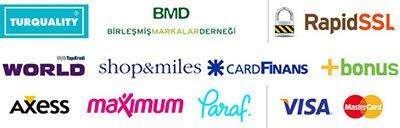 Kart Logoları