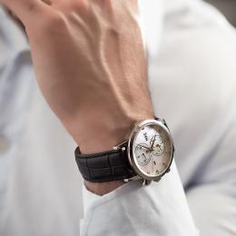 Pırlantalı Erkek Saati