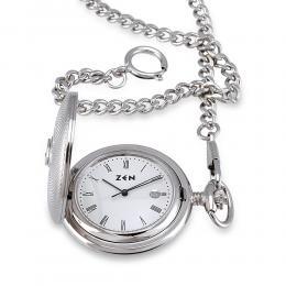 Pırlantalı Çelik Köstekli Erkek Saati
