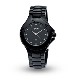Pırlantalı Unisex Saat